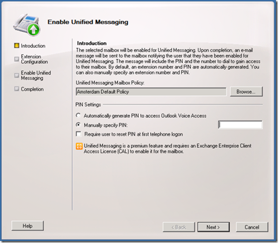 Lync 2010 and Exchange 2010 Unified Messaging | Jaap Wesselius