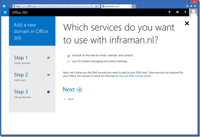 Manage Domains in Office 365 step-by-step | Jaap Wesselius