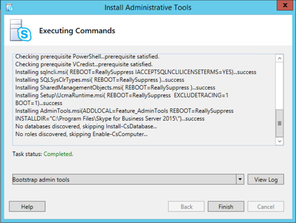 Upgrade Lync 2013 to Skype for Business 2015 Step-by-Step