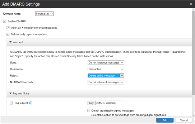 TrendMicro Hosted Email Security: SPF DKIM and DMARC Part III   Jaap