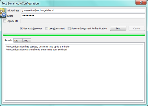 Outlook 2010 disconnected with TLS 1 2   Jaap Wesselius