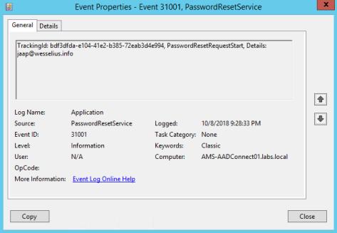 Azure AD and Office 365 Password writeback | Jaap Wesselius